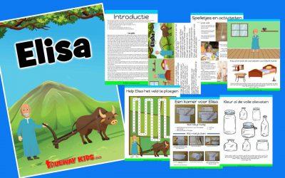 Elisa – gratis bijbelles voor kinderen