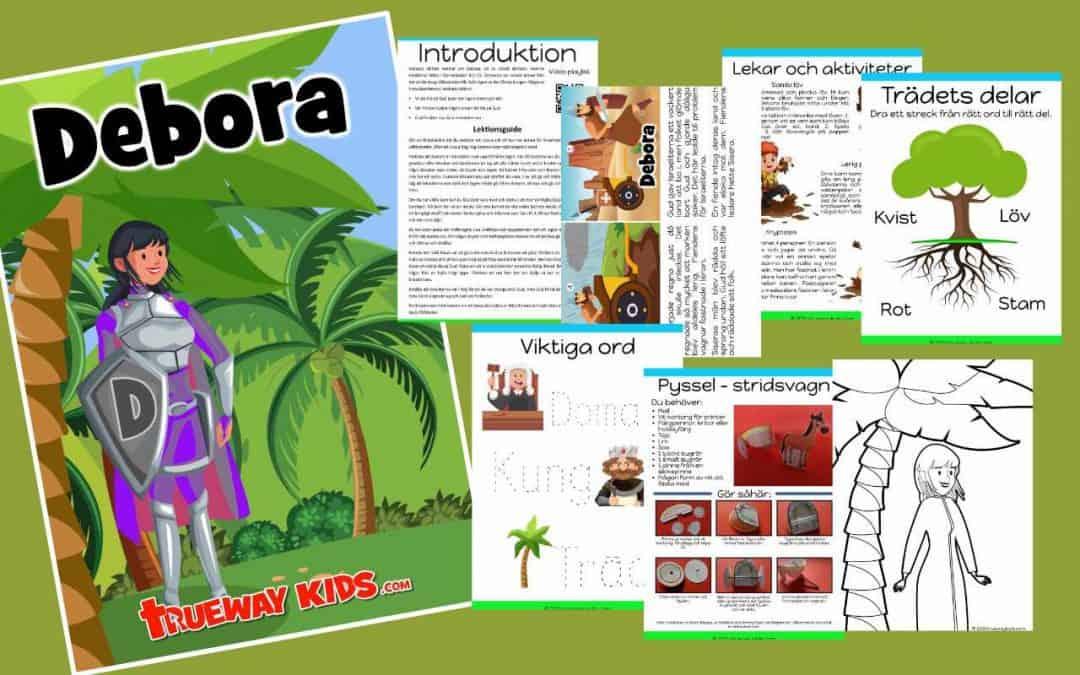 Debora - gratis bibellektioner