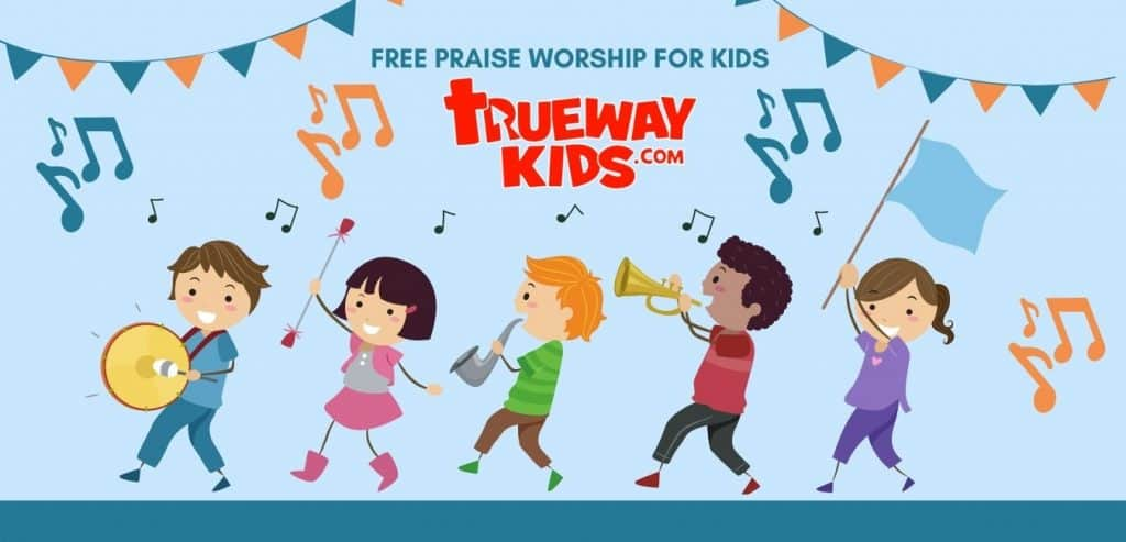 Free Praise and Worship songs for kids with lyrics