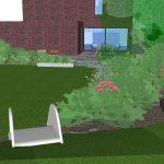 ontwerp organische tuin