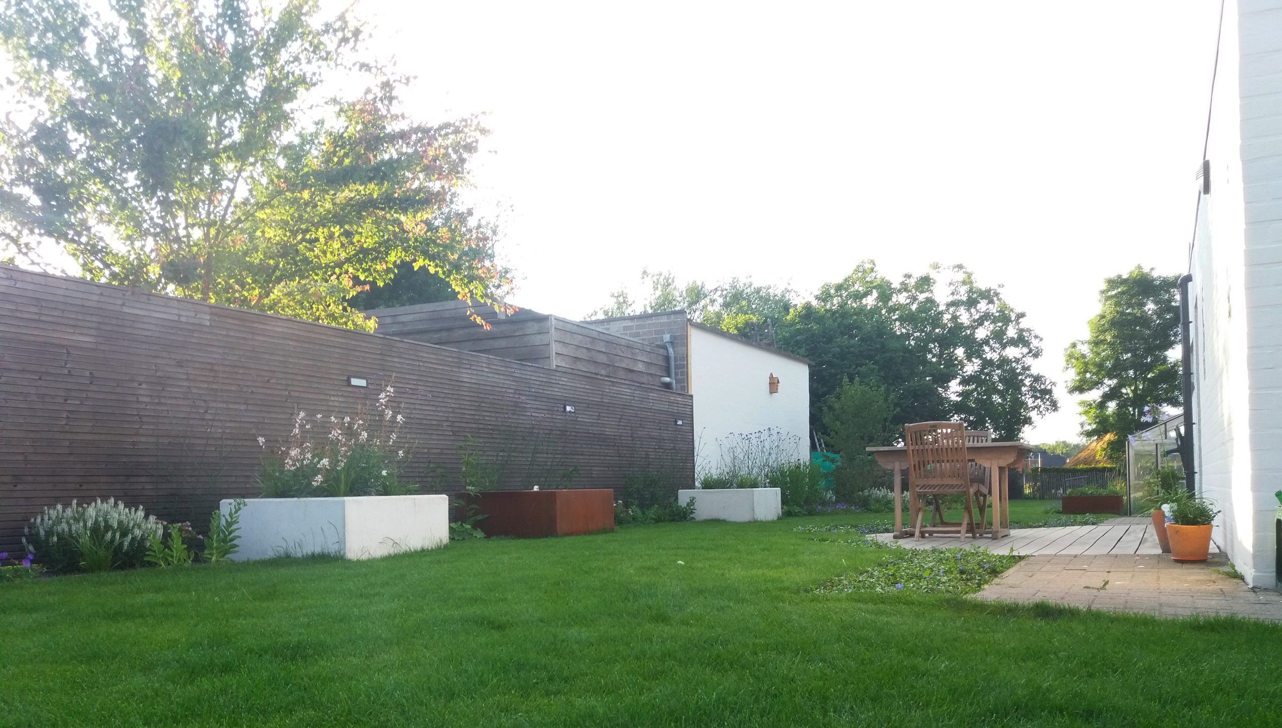 moderne tuin | KESSEL