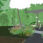 ontwerp natuurlijke tuin Nijlen
