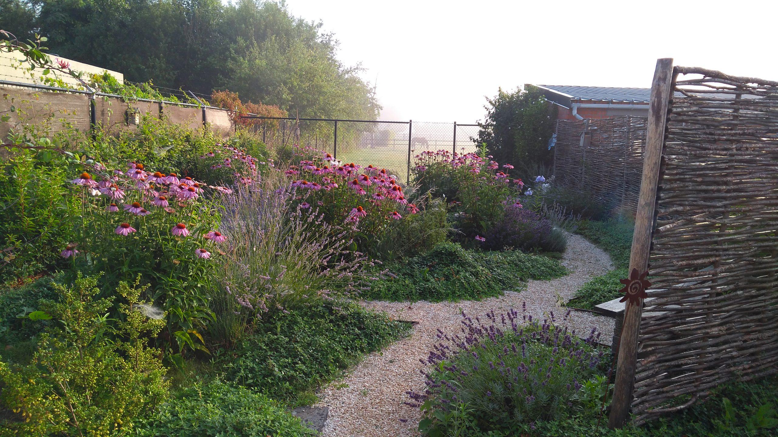 romantische tuin | NIEL