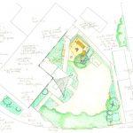 plan natuurlijke tuin Nijlen