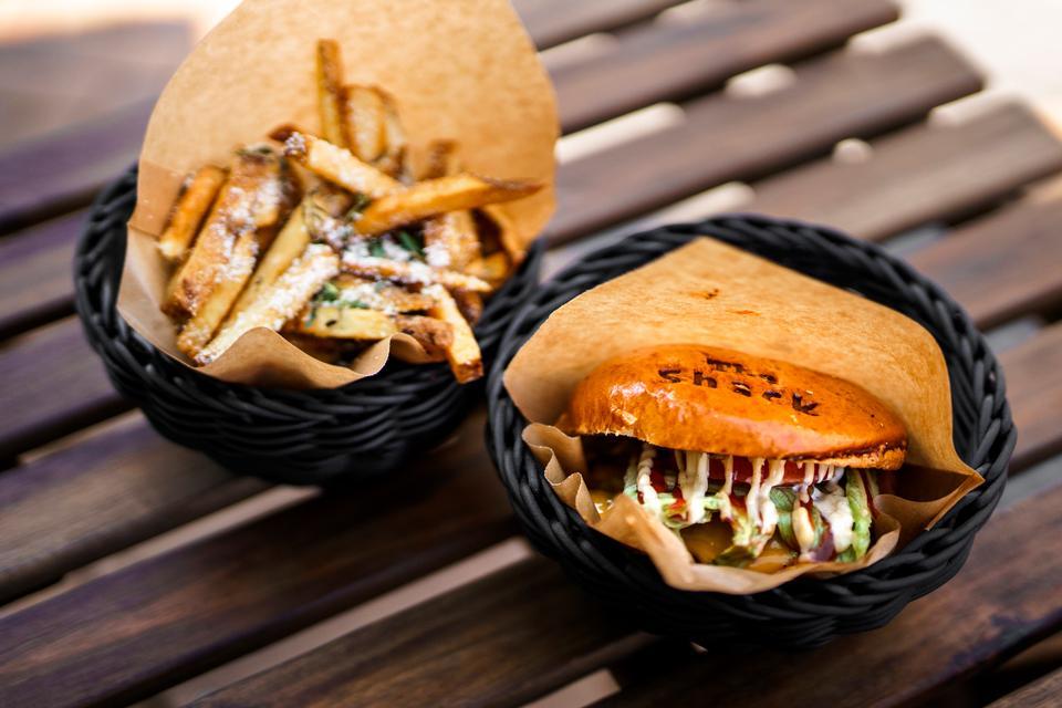 På SU i Randers: The Burger Shack