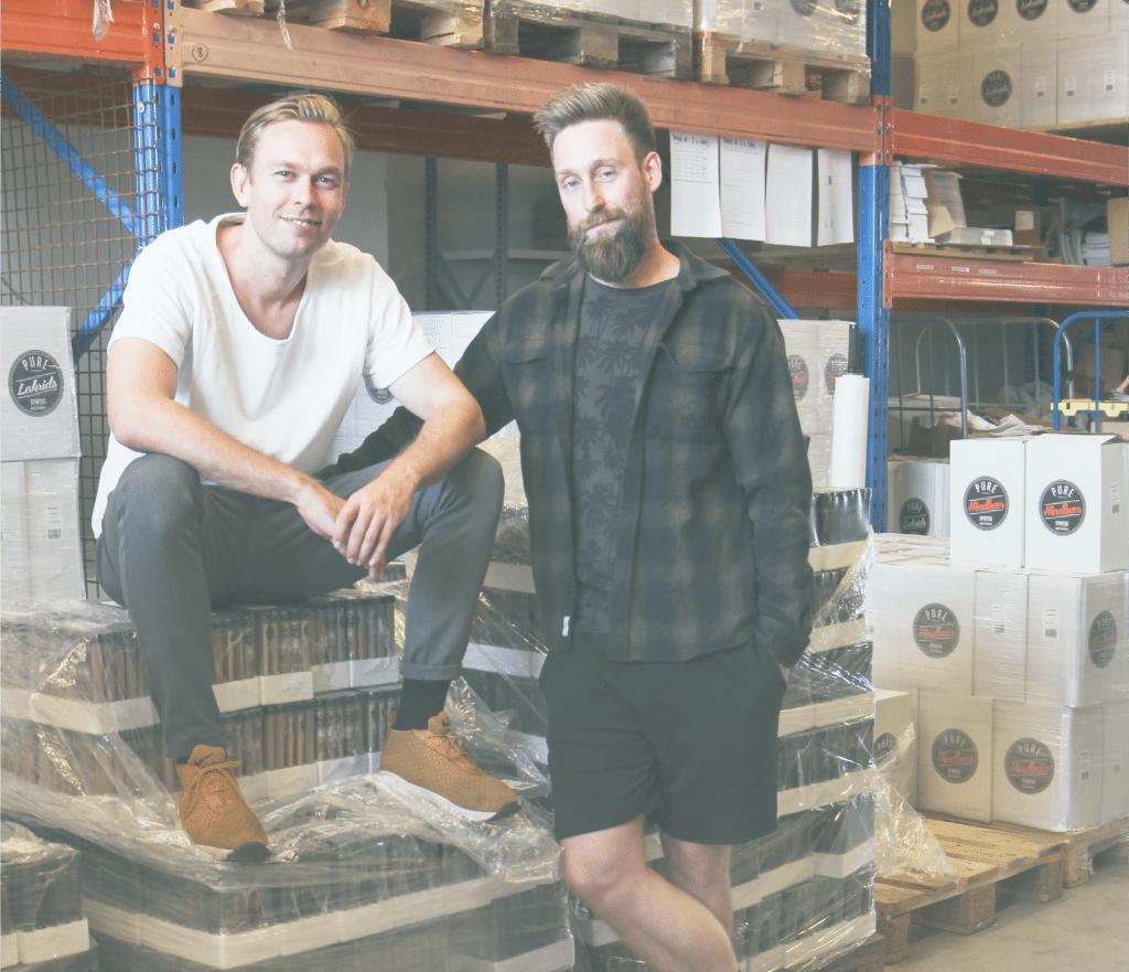 Pure Shots - Lasse og Anders
