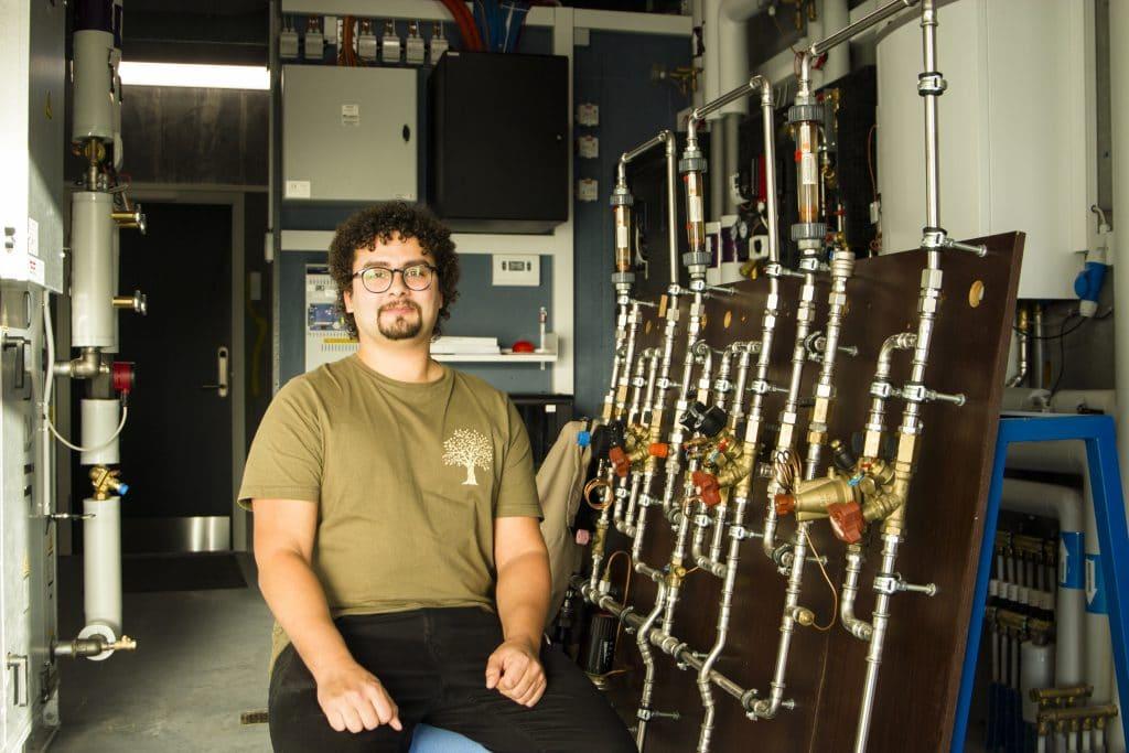 Energiteknolog, Dania