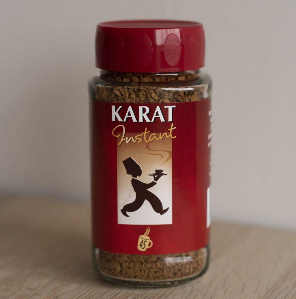 Karat Instant kaffe