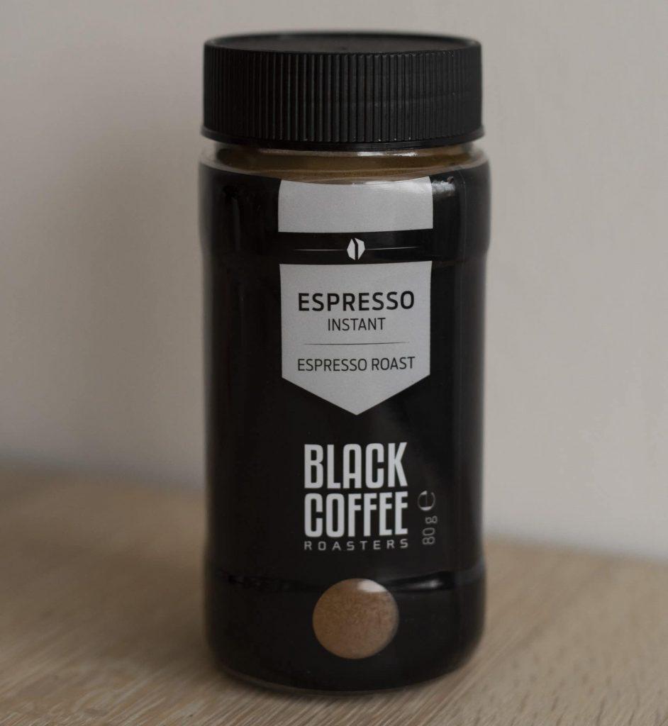 Black Coffe espresso