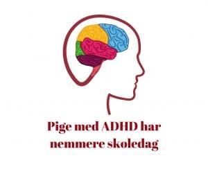 UgeskemaRevolutionen nemmere skoledag for pige med ADHD