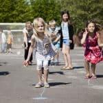 Bevægelse i undervisningen