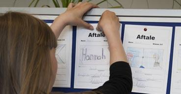 Individuelle læringsmål og reflektion over egen læring skaber dygtige elever