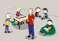 Japanske studerende er interesserede i undervisning med Ugeskema