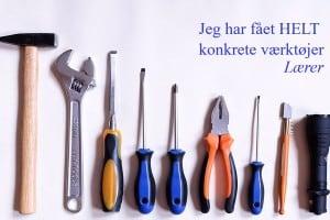 Fået konkrete værktøjer