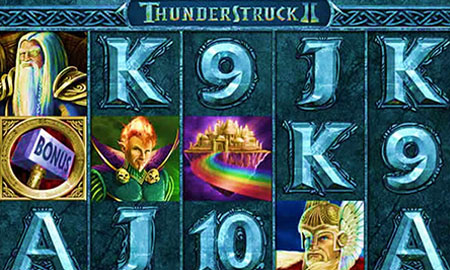 Thunderstruck 2 - High RTP of 96.65%