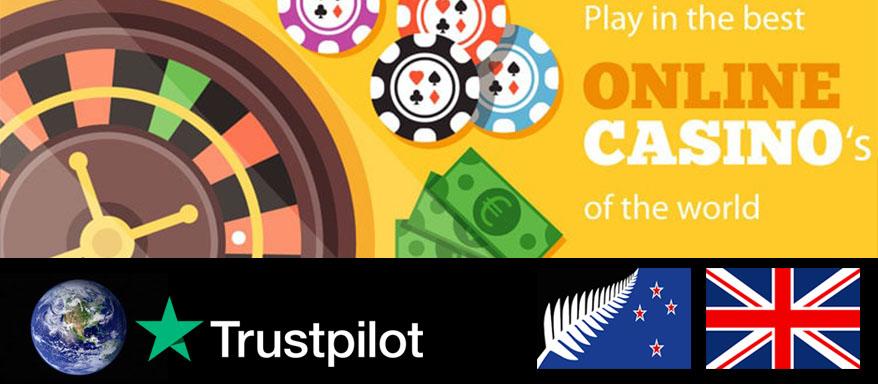 Comparative guide to casino sites