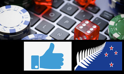 Remote gambling in New Zealand