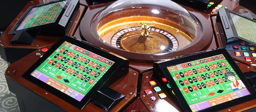 Video Roulette in a UK casino