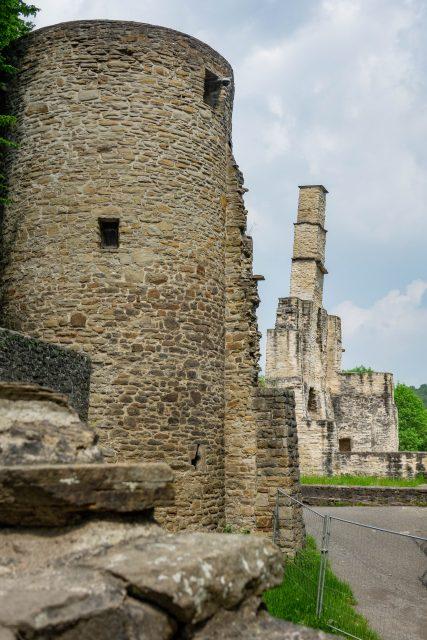 Burg  Hardenstein - Muttental