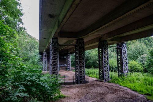 Tippelsberg - Autobahnbrücke