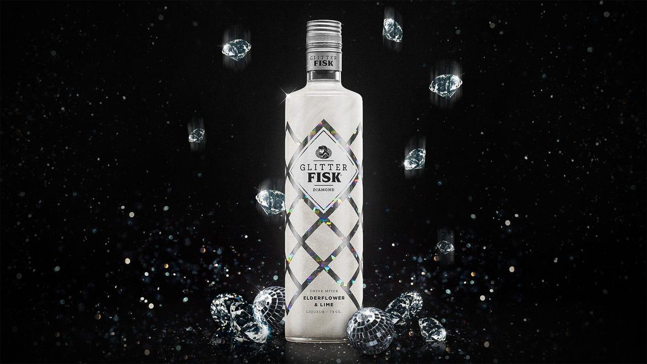 Glitter Fisk Launch / Glitter Fisk