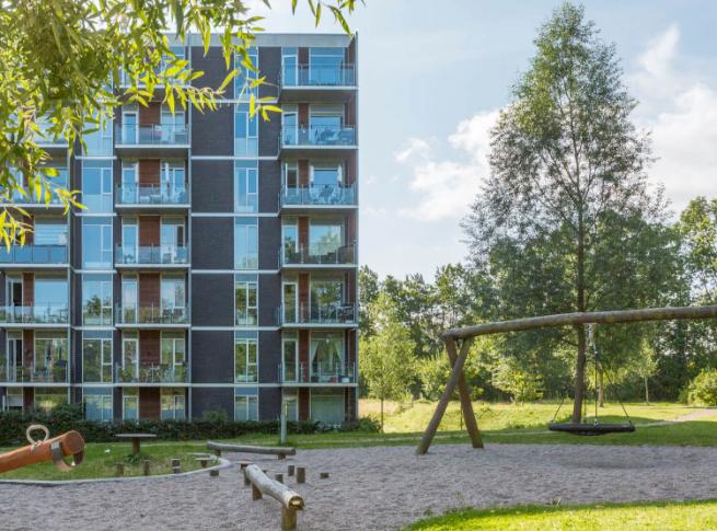 Gyngemosen, Søborg Huse, Gladsaxe