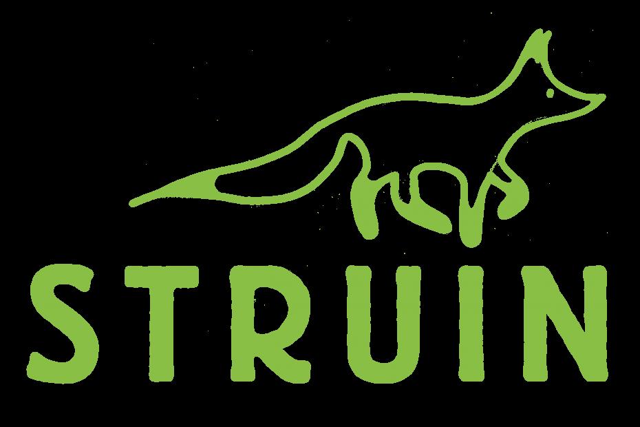 FOTO ILU LOGO Vosje groen logo a3 doorzichtige achtergrond