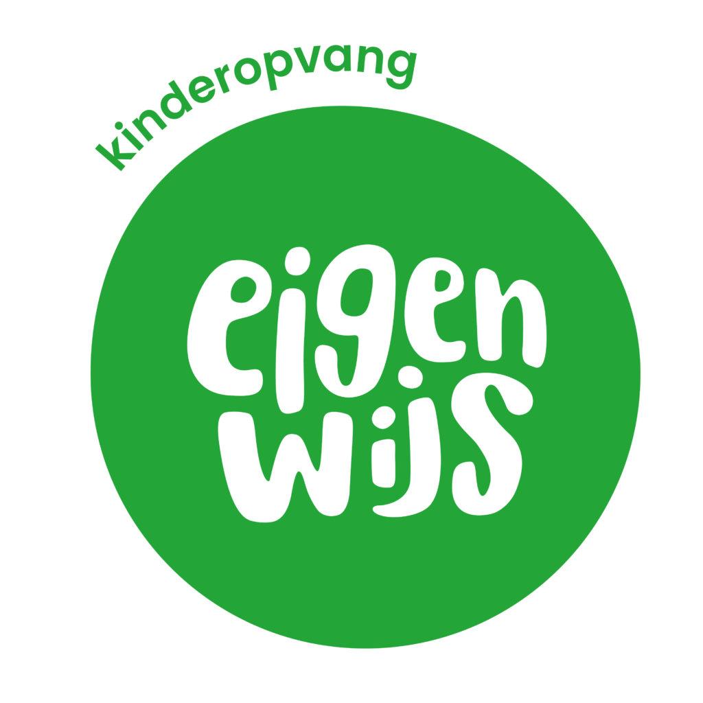 Logo Eigenwijs Kinderopvang groen