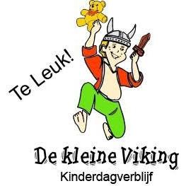 kdv de kleine viking logo vierkant 2