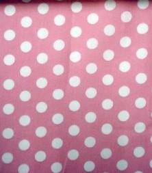 Stip roze midi