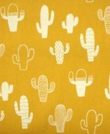 Cactus okergeel