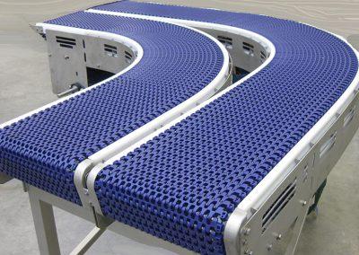 Transport-modularbeltcurve