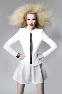 Makeup/Hair Vanessa Cogorno || Photography IamNotARobot || Model Dana Deliever || Stylist Michael