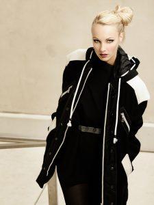 Makeup/Hair Vanessa Cogorno || Photography Kurt Van De Velde || Designer Andy Inbrechts || Model Natacha Reynders
