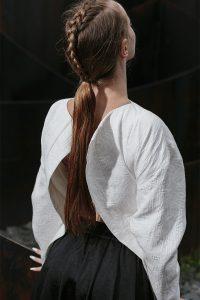 Makeup/Hair Vanessa Cogorno || Photography Joris Cassaer || Stylist Katrien Vandeneynde || Nails Sylvie Leire || Model Nathalie Lewis
