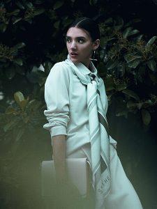 Makeup/Hair Vanessa Cogorno || Photography Iamtrece || Model Courtney Smith || Stylist Teresa