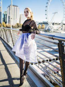 Make-up Artist Vanessa Cogorno|| Photographer Tania Volobueva|| Fashion Stylist: Karine Jones|| Hair Stylist Saeid Homayouni|| Model Lisa Starchak
