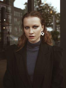 Makeup/Hair Vanessa Cogorno || Photography Rosella Fennis || Model Rebekka Van de Putte || Stylist Chiara van Endhoven