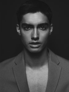 Makeup/Hair Vanessa Cogorno || Photography Rosella Fennis || Model Pascal Saal || Stylist Mert Bereketoglu