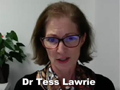 Dr Tess Lawrie