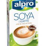 Alpro Soya I Kaffe