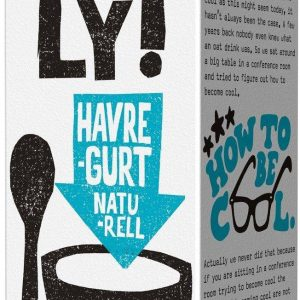 Oatly Havregurt Naturell