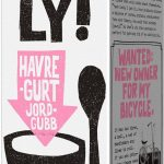 Oatly Havregurt Jordgubb