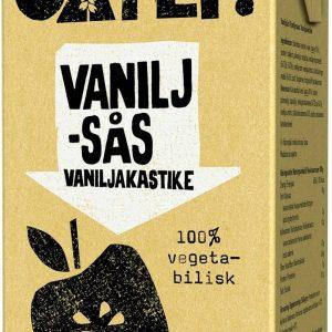 Oatly Vaniljsås