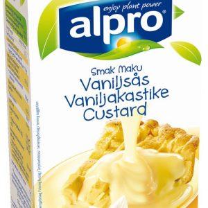 Alpro Vaniljsås