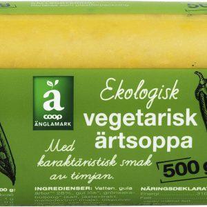 Coop Änglamark Eko Vegetarisk Ärtsoppa