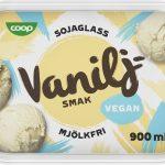 Coop Sojaglass Vanilj Vegan