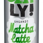 Oatly Matcha Latte