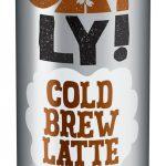 Oatly Cold Brew Latte