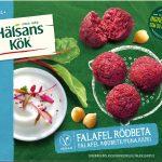 Hälsans Kök Falafel Rödbeta
